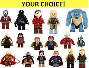 LEGO-LORD-OF-THE-RINGS-MINIFIGURES-BOROMIR-NORI-LEGOLAS-LOTR-HOBBIT-YOUR-CHOICE