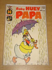 BABY HUEY AND PAPA #8 FN- (5.5) HARVEY COMICS JULY 1963