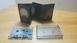MINISTRY Mind Is Terrible Thing To Taste Industrial Cassette Tape Sire 4-26004