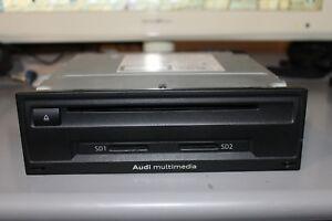 Audi A3 8V MMI 3G Navi Navigation Navirechner 2 SD Slot DAB 8V0035874B TOP