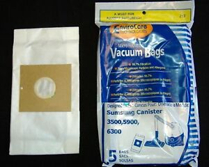 20-pk-SAMSUNG-VACUUM-BAGS-FOR-MODEL-3500-5900-6300-part-212-1-Qty-4