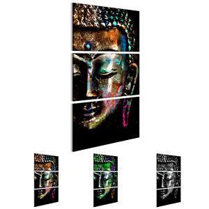 Wandbilder xxl Buddha Bild Figur Deko Bilder Leinwand Wohnzimmer p-A ...