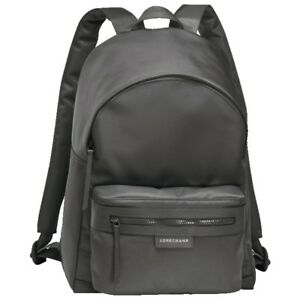 317821a8ab8d Image is loading Auth-Longchamp-Le-Pliage-Neo-Medium-Backpack-Bag-