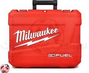 Milwaukee-Fuel-M18-2861-20-18V-Li-ion-1-2-034-Impact-Wrench-Friction-Ring-Hard-Case