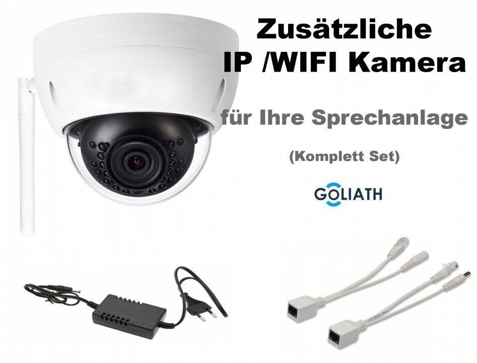Goliath AV-VTZ 315 WIFI 3 mégapixels caméra Set pour intercommunication