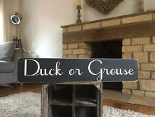Mind Your Head Sign Plaque Low Doorway Headroom Pub Hotel Duck Cellar Shop Home