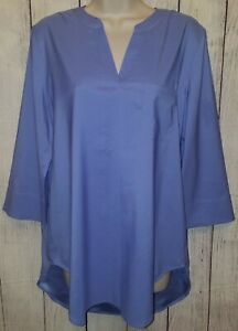 Womens-Coldwater-Creek-Blouse-Top-Shirt-Size-Medium