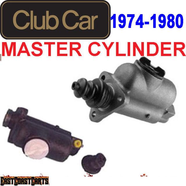 Club Car Caroche Golf Cart 1974 1980 Hydraulic Brake Master
