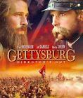 Gettysburg Director's Cut 0883929206247 With Martin Sheen Blu-ray Region a