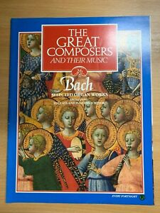The-Great-Compositeurs-Revue-26-Bach-Selectionnee-Organ-Works