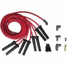Msd 30839 Universal Spark Plug Wire Set Red Super Conductor 85mm New