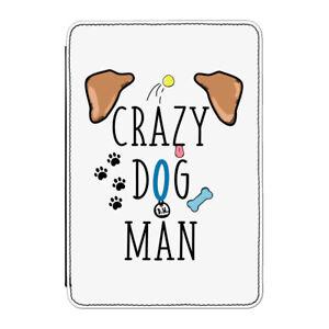 Crazy-Uomo-Cane-Custodia-Cover-per-iPad-Mini-4-Divertente-Cucciolo