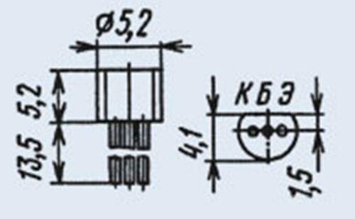 USSR 2SC923K// Audio transistor 100x KT3102EM //KT3102E //BC538 BC548b