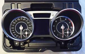 GENUINE MERCEDES SL CLASS W205 AMG INSTRUMENT CLUSTER TACHO MPH A2319000507