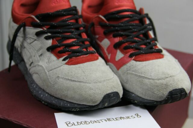 the latest c363c 1994b Asics Concepts Gel Lyte V 5 Ember Red Size Sz 10.5 Ronnie Fieg