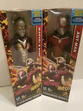 Marvel Ant-Man and The Wasp Titan Hero Series Marvel/'s Wasp with Titan Hero Power FX Port Hasbro E1376