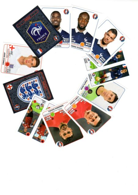 Panini UEFA EURO EM 2016 France  10 Sticker aussuchen  aus 634 (2)
