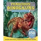 Ferocious Dinosaurs by Bonnier Books Ltd (Paperback, 2015)