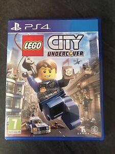 Lego City Undercover Sur Ps4
