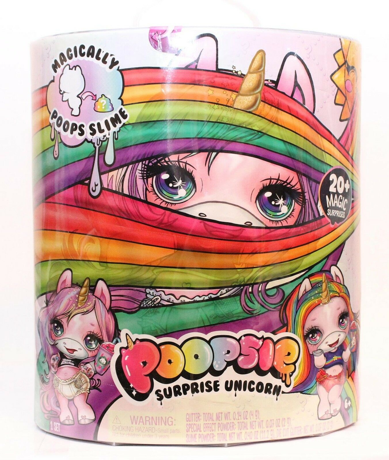POOPSIE Slime Surprise Unicorn - 20+ Magic Surprises - New  - Poops - MGA Toys