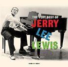 Jerry Lee Lewis Very Best of Double LP Vinyl European Not Now 2016 34 Track 180