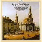 Johann Adolf Hasse - : Te Deum & Other Sacred Works (2010)