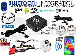 Ford Bluetooth streaming llamadas de manos libres ctafobt003 Usb Aux Mp3 Iphone Samsung