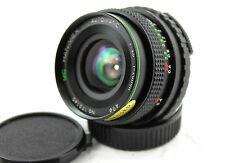 OLYMPUS OM Fit Hanimex MC 1:2.8 F=28mm Wide Angle Lens. For OM-1, OM-2, OM-4..
