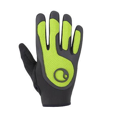 Ergon HA2 schwarz grün Fahrrad Handschuhe MTB all Mountain Downhill Enduro BMX