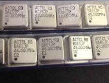 x40 **NEW** ACT1700 48.000 Mhz  Crystal Oscillator 4 PIN THROUGH HOLE