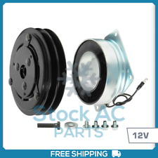 New Ac Compressor Clutch Assmbly Fits York Models 2a Groove 12v