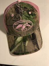 9b0ef81798f item 6 New With Tags Duck Commander - Duck Dynasty Women s Pink Camo Logo Hat  Cap -New With Tags Duck Commander - Duck Dynasty Women s Pink Camo Logo Hat  ...