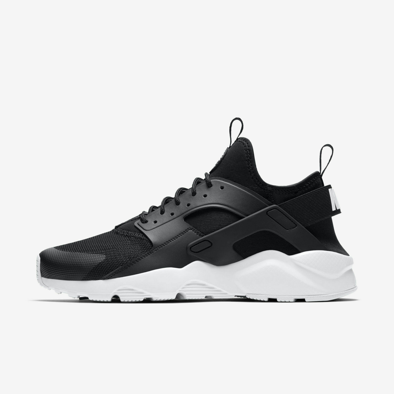Nike Air Huarache Run Ultra  Hommes Chaussures De Loisirs industriel bleu gris