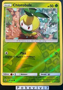 Carte-Pokemon-CHLOROBULE-4-145-REVERSE-Soleil-et-Lune-2-SL2-Francaise-NEUF