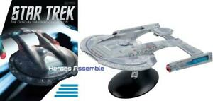 Eaglemoss Star Trek Vedettes US Thunderchild Akira XL Grand Méga Spécial