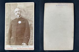 Chalot, Paris, Henri Orléans, duc Aumale en tenue militaire (avec Légion honneur