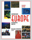 Contemporary Europe: A Geographical Analysis by John Wiley and Sons Ltd (Paperback, 1997)