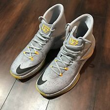 Nike Zoom Clear Out PE Draymond Green Basketball Shoes Grey Size 9 888404-071