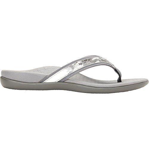 Vionic Tide Rhinestones Black Toe Post Flip Flop Women/'s sizes 5-12 NEW!!!