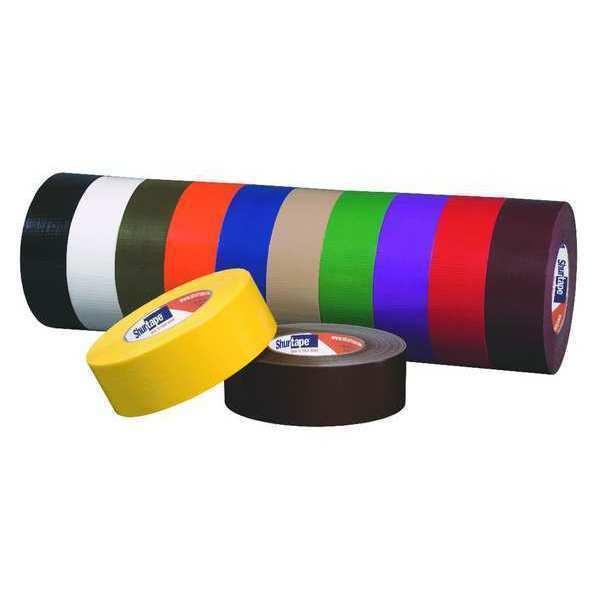 SHURTAPE PC 600 Duct Tape, 48mm x 55m, bluee, PK24