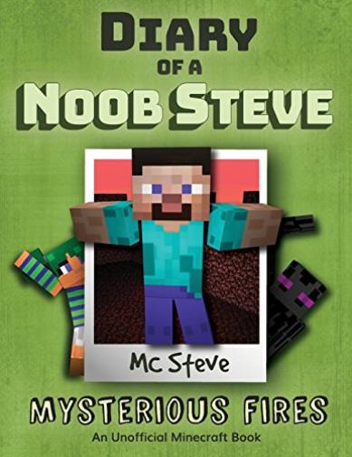 Steve Mc-Diary Of A Minecraft Noob Stev (US IMPORT) BOOK NEW