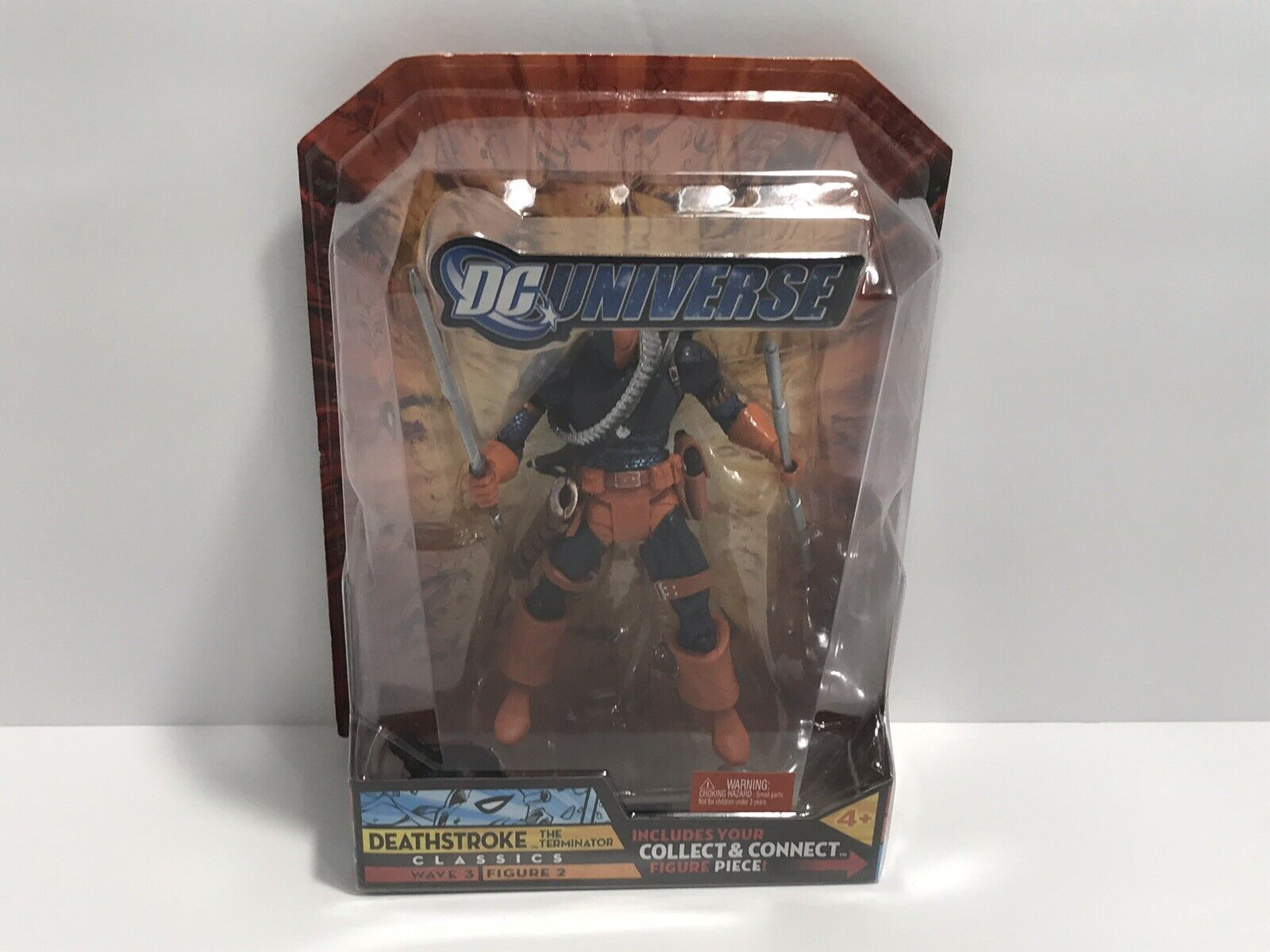 DC Universe Classics Deathstroke (Masked Variant) Wave 3 Figure 2 Solomon Grundy
