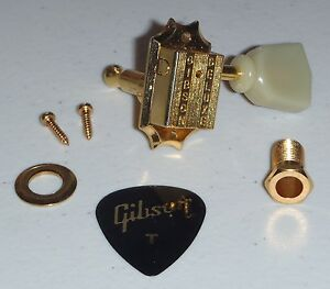 Kluson guitar tuners on a strip