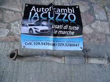 TUBO SCARICO FLESSIBILE FIAT PUNTO 188 1.9 JTD 2°SERIE