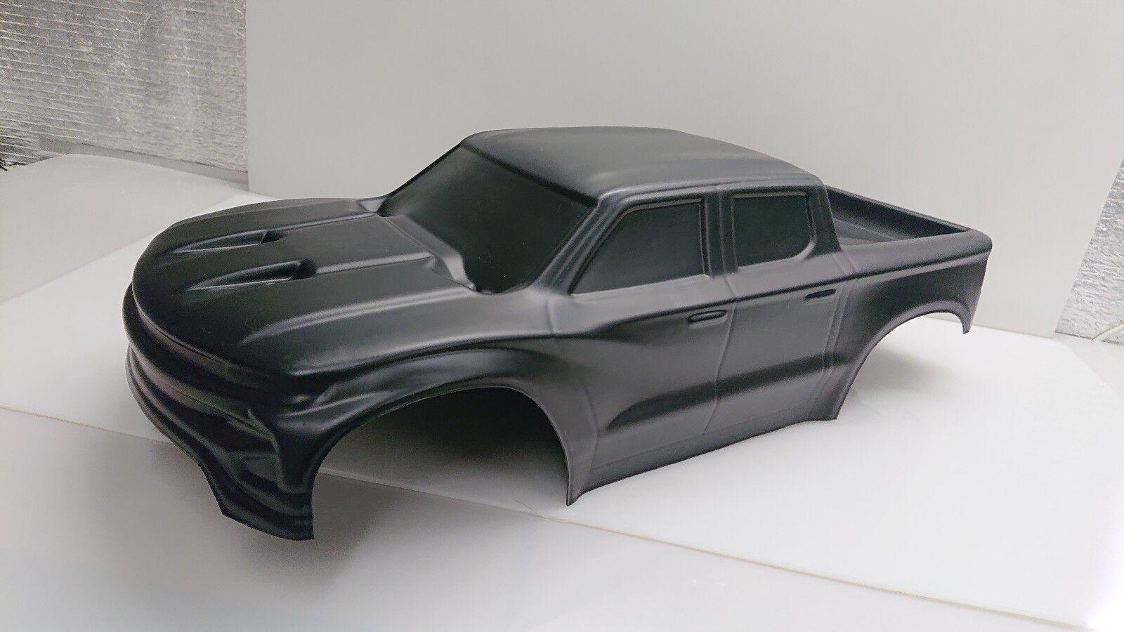 Original Irrompible cuerpo V3 para-Maxx Negro Traxxas X