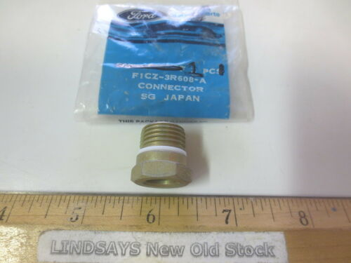 """FORD 1991//1996 ESCORT /& MERCURY TRACER /""""CONNECTOR/"""" POWER STEERING TUBE NOS"""