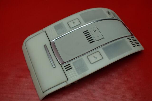 Audi A6 4F C6 Luz Interior Módulo de Techo 4F0947135N 13T Cielo Original / Der.