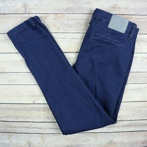 6397-Women-039-s-The-News-Mini-Trouser-Jeans-SIZE-27-Rinse-Wash