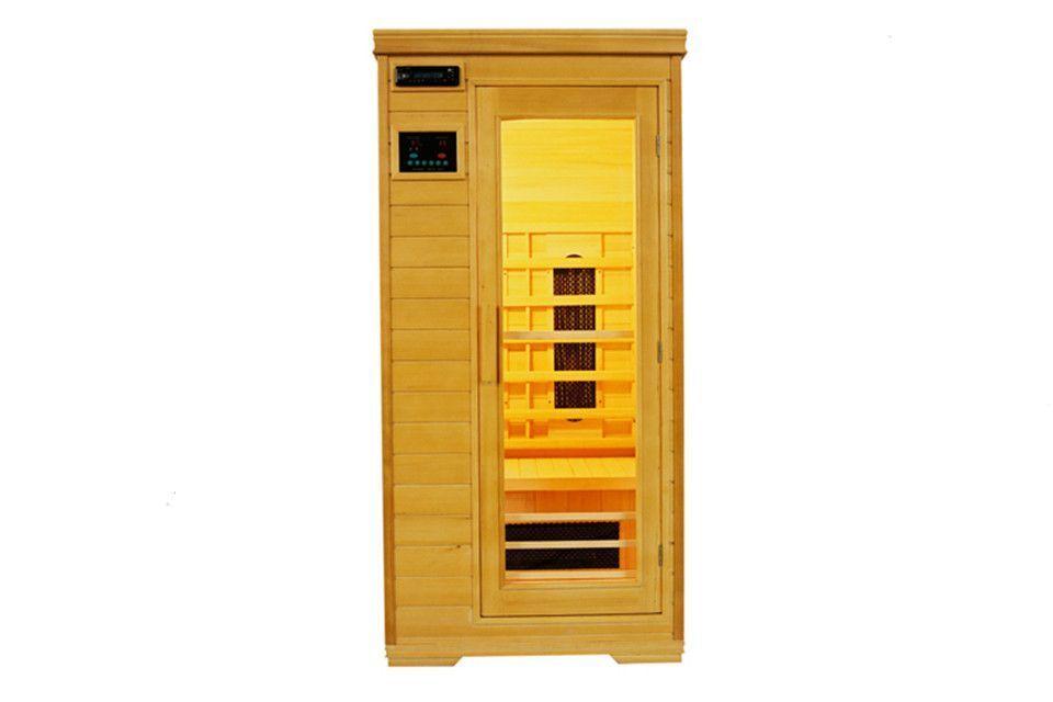Vollspektrum Sauna Infrarotkabine Wärmekabine Infrarotsauna Infrarot Ivar 1