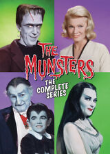 The Munsters - The Complete Series (DVD, 2016, 12-Disc Set)